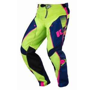 TRACK YOUTH - MARINE / LIME / ROSE FLUO -