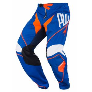 Pantalon cross Pull-in CHALLENGER - BLEU - 2017
