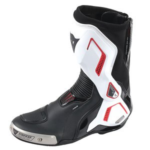 Bottes Dainese TORQUE D1 AIR Black/White/Red