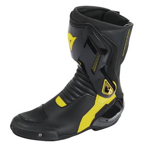 Bottes Dainese NEXUS Black/yellow