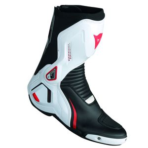 Bottes Dainese COURSE D1 OUT Black/White/Red