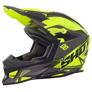 STRIKER SIDE NEON YELLOW