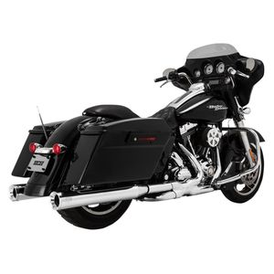 ELIMINATOR 400 SLIP-ON CHROME