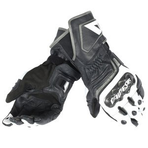 Gants Dainese CARBON D1 LONG Black/White/Anthracite