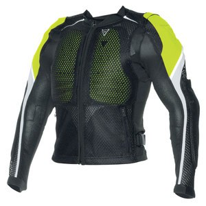 Gilet de protection Dainese SPORT GUARD Black/yellow