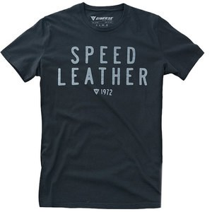 T-shirt manches courtes Dainese SPEED LEATHER 1972