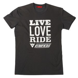 T-shirt manches courtes Dainese RIDERS MANTRA