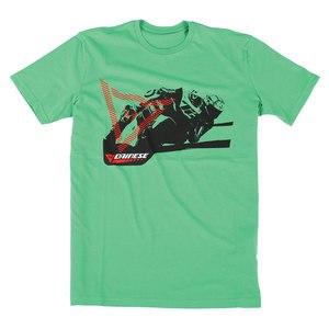 T-shirt manches courtes Dainese GRIPPING