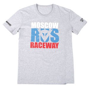 T-shirt manches courtes Dainese MOSCOW D1