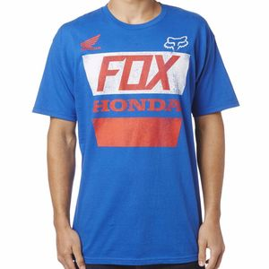 T-shirt manches courtes Fox HONDA BASIC - HRC