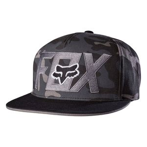 Casquette Fox KEEP OUT SNAPBACK 2017