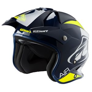 TRIAL AIR NAVY NEON YELLOW