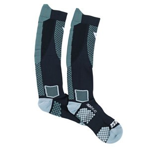 Chaussettes Dainese D-CORE HIGH SOCK Black/anthracite