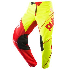 RACE NEON YELLOW RED