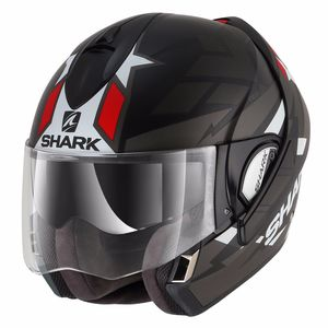Casque Shark EVOLINE SERIE 3 STRELKA MAT