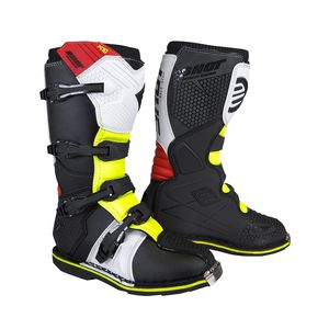 X10 2.0 - BLACK RED  WHITE NEON YELLOW