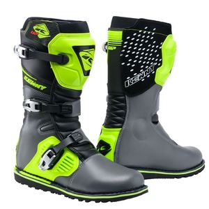 TRIAL UP - BLACK GREY NEON YELLOW