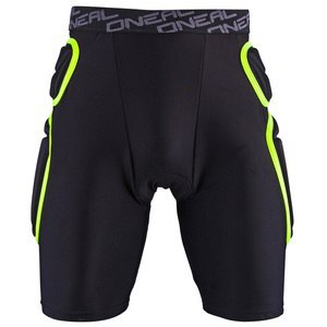 TRAIL - SHORT - LIME BLACK