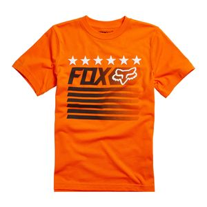 T-shirt manches courtes Fox YOUTH MORRILL Orange