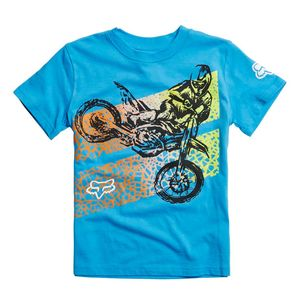 T-shirt manches courtes Fox KIDS ONAGA
