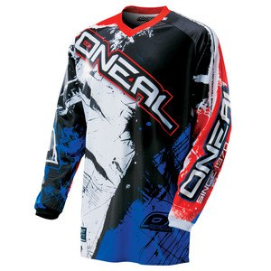ELEMENT SHOCKER YOUTH - NOIR ROUGE BLEU -