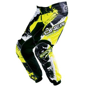 ELEMENT SHOCKER YOUTH - NOIR JAUNE FLUO -