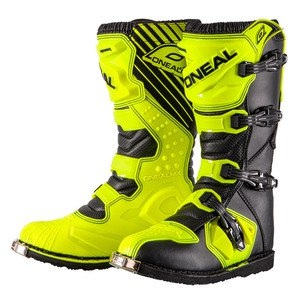 Bottes cross O'Neal RIDER 2017 JAUNE FLUO