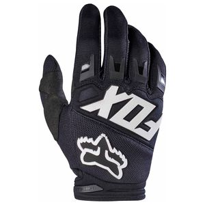 Gants cross Fox DIRTPAW RACE 2017 - NOIR