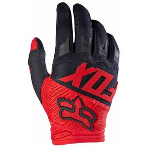 Gants cross Fox DIRTPAW RACE 2017 - ROUGE
