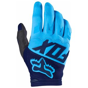 Gants cross Fox DIRTPAW RACE 2017 - BLEU MARINE