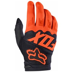 Gants cross Fox DIRTPAW RACE 2017 - ORANGE