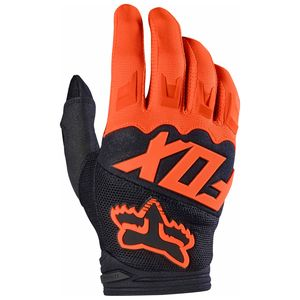 Gants cross Fox DIRTPAW RACE YOUTH 2017 - ORANGE