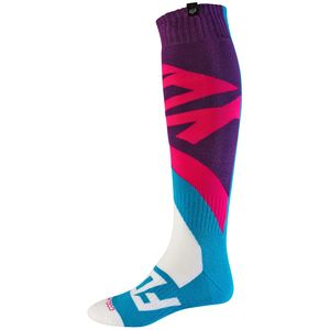 Chaussettes Fox CREO COOLMAX THICK 2017 - TEAL