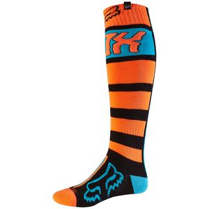 Chaussettes Fox FRI FALCON THICK 2017 - NOIR ORANGE
