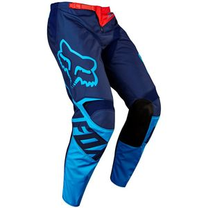 Pantalon cross Fox 180 RACE 2017 - BLEU MARINE