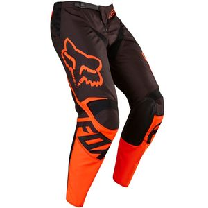 Pantalon cross Fox 180 RACE 2017 - ORANGE