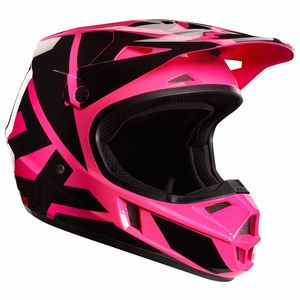 Casque cross Fox V1 YOUTH RACE 2017 - ROSE