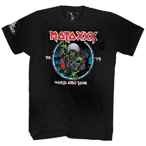 T-shirt manches courtes O'Neal MOTO XXX WORLD TOUR 2017