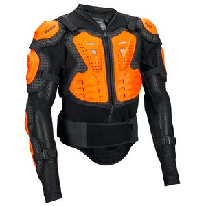 TITAN SPORT- BLACK ORANGE -