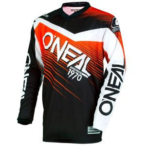 ELEMENT RACEWEAR - NOIR ORANGE -