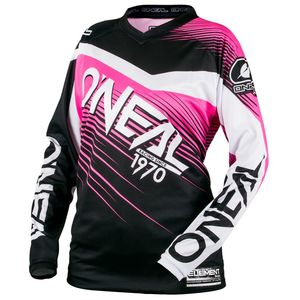 ELEMENT RACEWEAR WOMEN - NOIR ROSE -
