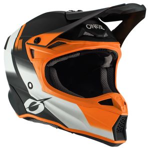 10 SERIES - HYPERLITE BLUR - BLACK ORANGE MATT