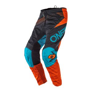 ELEMENT YOUTH - FACTOR - GRAY ORANGE BLUE