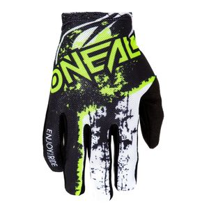 MATRIX - IMPACT - BLACK NEON YELLOW