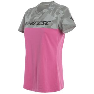 T-Shirt manches courtes Dainese CAMO TRACKS LADY