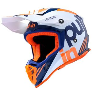 RACE ORANGE NAVY