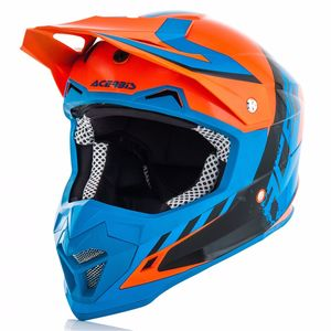 PROFILE 4 - ORANGE FLUO BLEU -