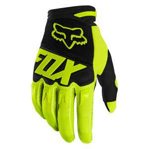 YOUTH DIRTPAW - RACE - YELLOW FLUO
