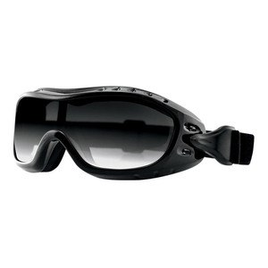 Lunettes moto Bobster OTG NIGHT HAWK PHOTOCHROMIQUE