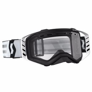 PROSPECT ENDURO - BLACK WHITE - ECRAN CLAIR